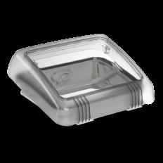 Dometic Micro Heki met geforceerde ventilatie met hor -