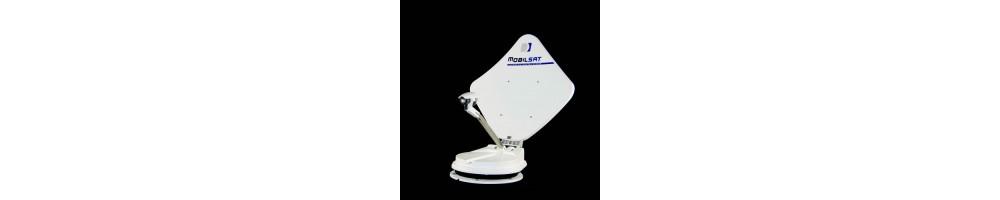 MobelSat  4K Vol-automatische satellietantenne ( MobilTech ) -