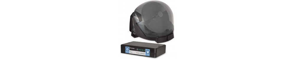 Maxview VuQube II Portable Satelliet Systeem Twin - Wit -