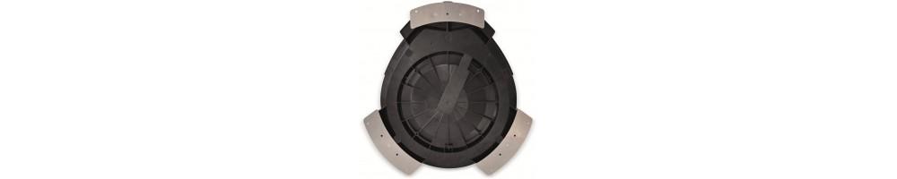 Maxview MXL023/FKIT Vuqube Dakopbouwpakket voor MXL023, Zilver -