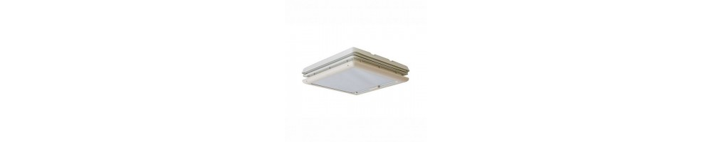 Fiamma Turbo-Vent Crystal 40x40 cm -
