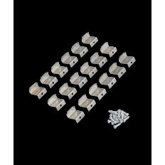 Dometic S7P raam montageset 24 - 25 mm -