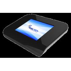 Mobilsat Display / Satenne R2 en carbest nieuwe besturing -