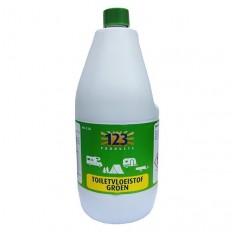 123 Products Toilet Vloeistof Groen