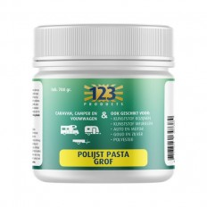 Polijstpasta grof pot 700 gram p.st. -