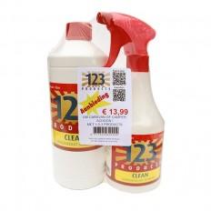 123 Products Start Pakket Caravan en Camper Shampoo