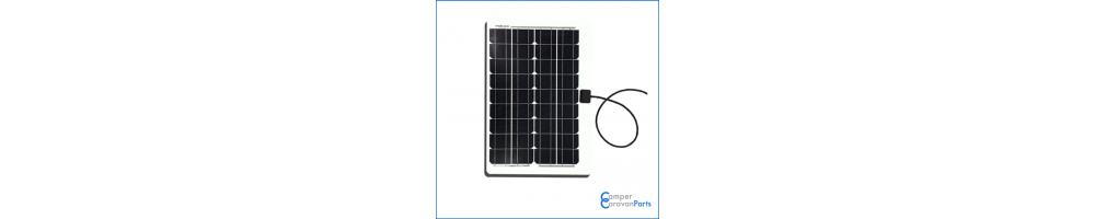 Solmax Semi-Flexible Solar panel ETFE -
