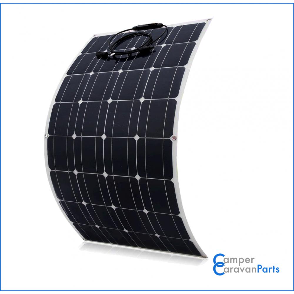 SolarFam Flexibel Zonnepaneel ETFE 20W -