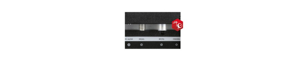 TELE system 22 inch Palco L09 T2/S2  HEVC -