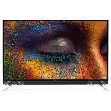 TELE system 50 inch 4K Smart tv Android met soundbar -