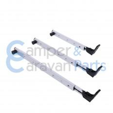 Parapress 400 Serie | Raamuitzetters aluminium incl. montagevoet -
