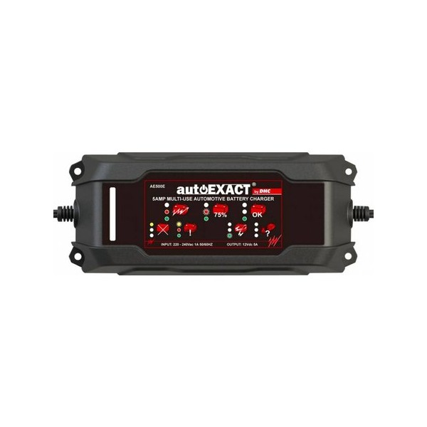 DHC AutoExact 12V 5A druppellader -