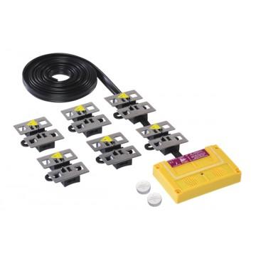 Anti-Marter 8 Plus - Minus - SKT hoogspanningsapparaat + ultrasoon geluid -