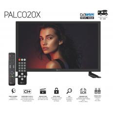 TELE system  PALCO20X DVB-T2 / S2 HEVC 10bit -