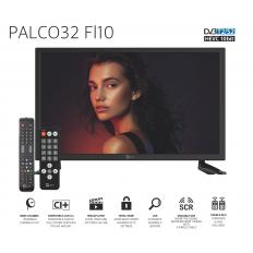 TELE system  PALCO32 LX10 DVB-T2 / S2 HEVC 10bit -