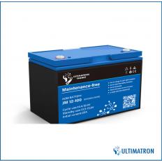 Ultimatron AGM 12V / 100Ah -