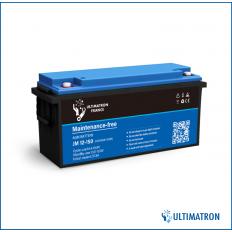 Ultimatron AGM 12V / 150Ah -