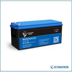 Ultimatron AGM 12V / 200Ah -