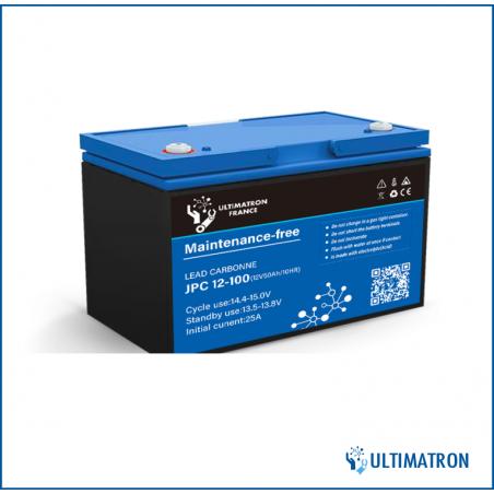 Ultimatron  Lead-carbon 12v 100Ah -