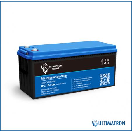 Ultimatron  Lead-carbon 12v 200Ah -