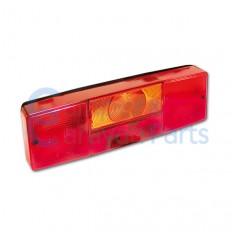 Module achterlicht voor aanhangwagen ''type 2'' links/rechts - met kentekenverlichting -