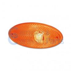 Hella zijmarkeringslicht LED oranje voor Hobby en LMC -