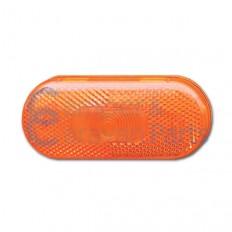 Jokon zijmarkeringslicht oranje 110x45x17,5 mm -