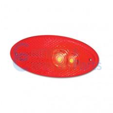 Hella markeringslicht rood LED voor Hobby -
