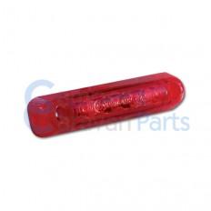 Jokon breedtelicht rood LED -