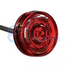 Breedtelicht rood LED voor Laika en SEA -