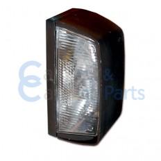Kentekenverlichting 90x40x45 mm -