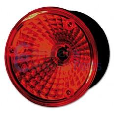 Hella mistachterlicht voor Mobilvetta rood -
