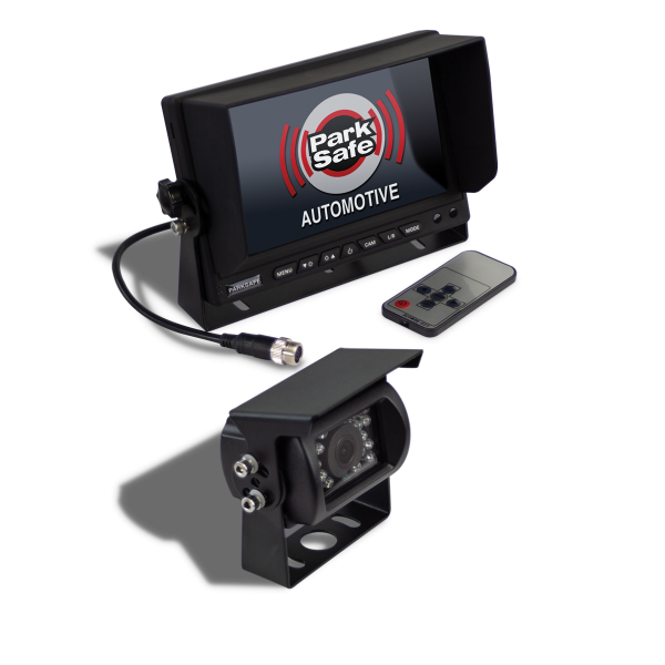 "Parksafe Achteruitrijcamera set incl 7""monitor -"
