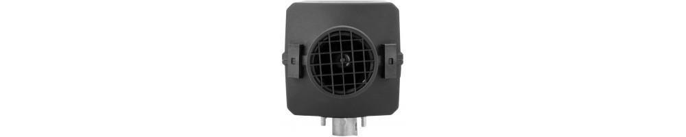 Autoterm Air 2D standkachel 2 kw -