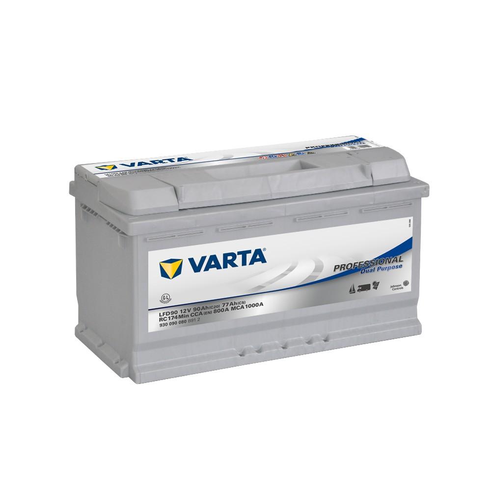 Varta LFD 90 Dual accu -