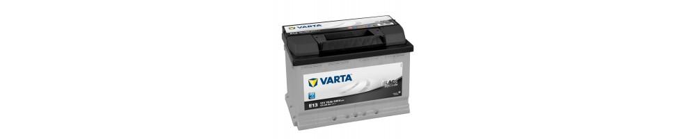 Varta  black dynamic  70 ah start accu -