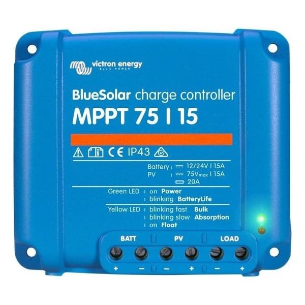 Victron SmartSolar MPPT 75/15 -