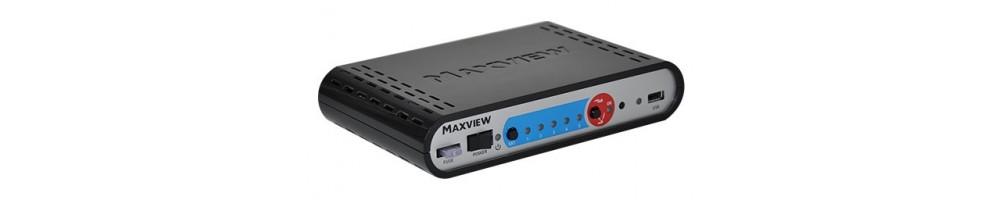 Maxview Target - De volledig elektronische satellietantenne 65 cm -