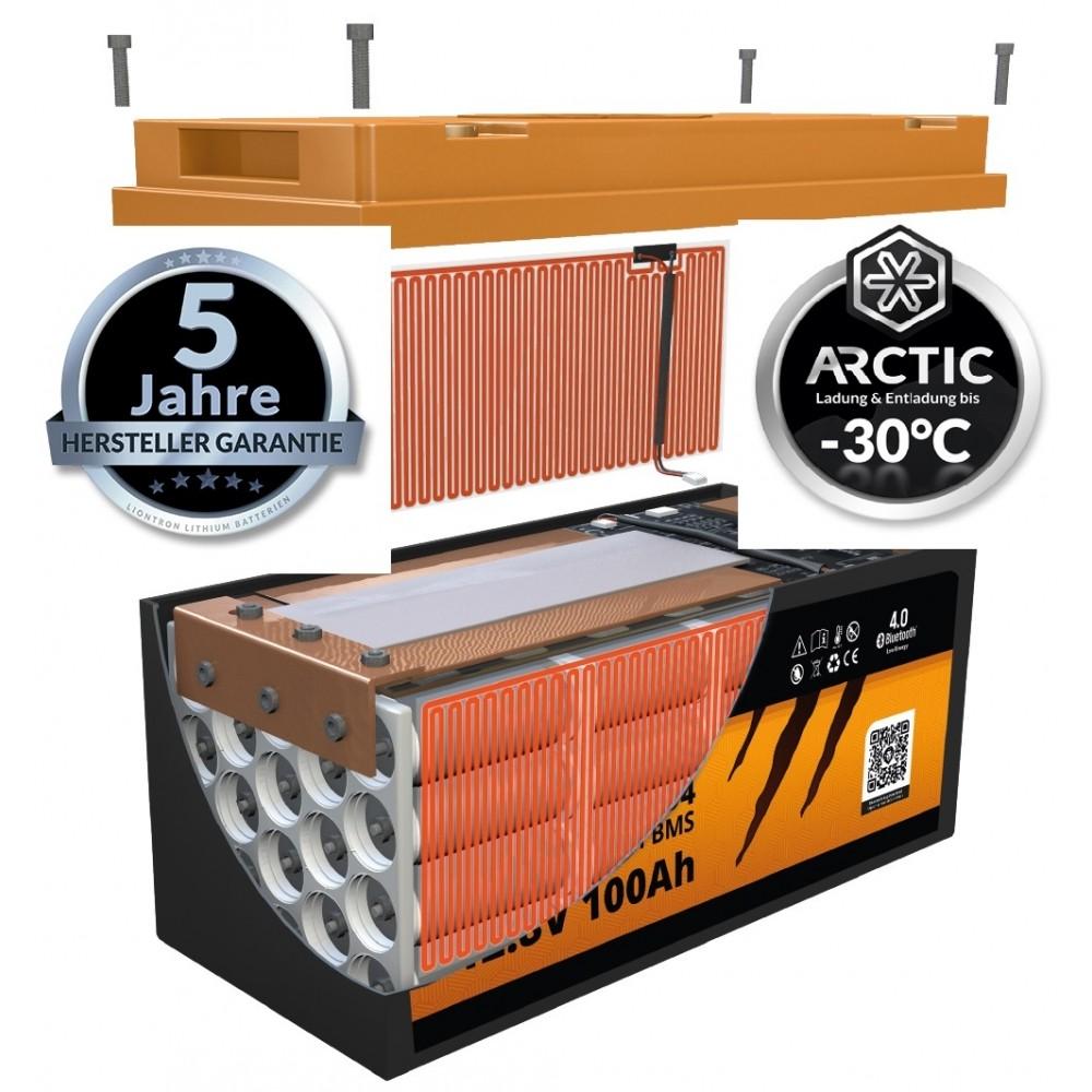 Liontron Artic | Arctische lading en ontlading tot -30°C -