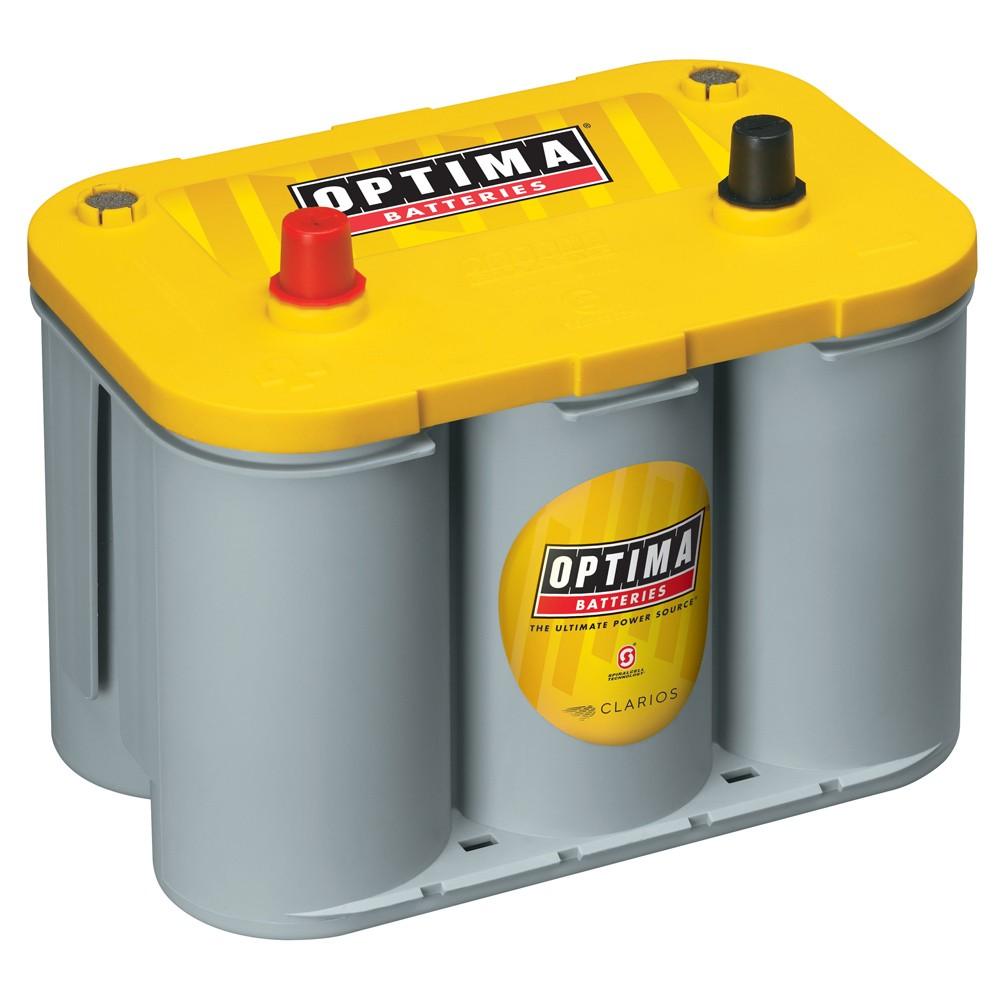 Optima Yellow top YTS-4.2L 12V 55Ah -