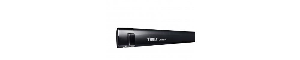 Thule Omnistor 5200 zwart Gemotoriseerd cassetteluifel -