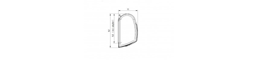 Thule Omnistor 5200 aluminium Gemotoriseerd cassetteluifel -