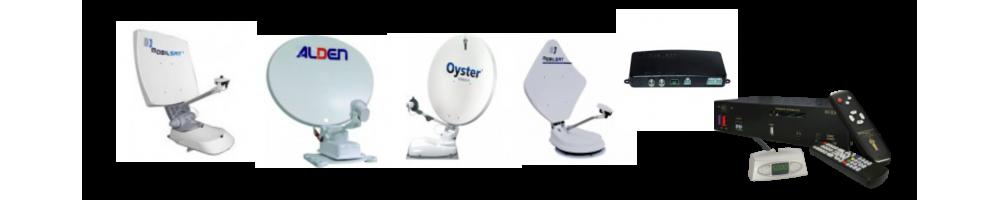 DVBS-2 Upgrade's en updates Satelliet automaten